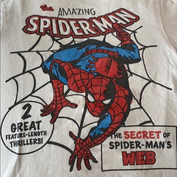 Spider Man tee